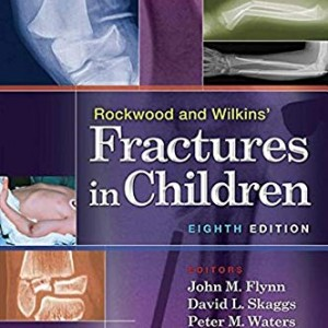Rockwood Fractures in Children 2014