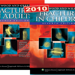 Rockwood Fractures in Children 2010