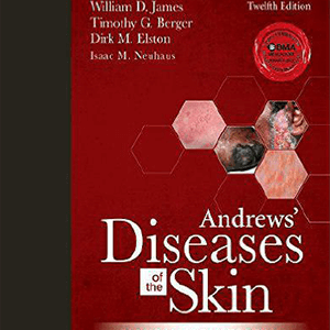 Andrews Diseases Skin 2015