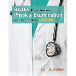 Bates Pocket Guide to Physical Examination 2016