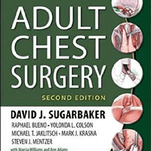 Adult Chest Surgery 2015