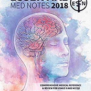 Essentail MED Notes 2018