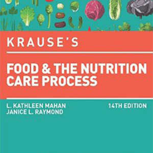 2016 krauses Food & the Nutrition Care Process