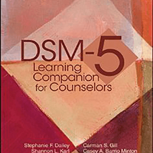 DSM-5 Learning Companion for Counselors 2014