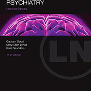 LECTURE NOTE PSYCHIATRY 2014