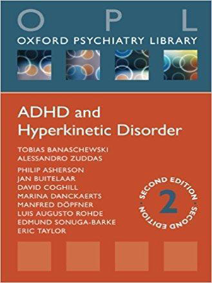 ADHD and Hyperkinetic Disorder 2015