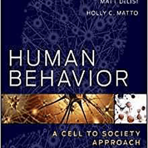 Human Behavior: A Cell to Society Approach 2014