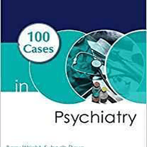 2017 100Cases in Psychiatry