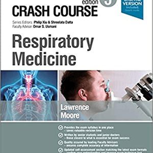 Crash Course Respiratory Medicine 5th Edition