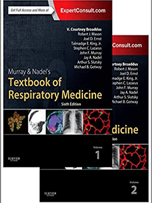 Murray & Nadel Textbook of Respiratory Medicine 3 Vol 2016