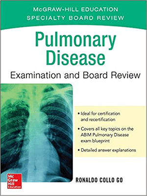 Pulmonary Disease Examination and Board Review 2016